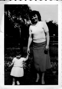 Me & my mother Joanne Fudella, (Aug. 3, 1930 - Sept. 15, 1994)