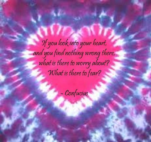 Confucius Heart
